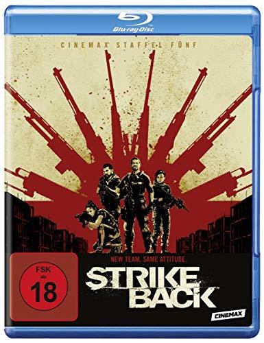 Strike Back Staffel 5 [Blu-ray]