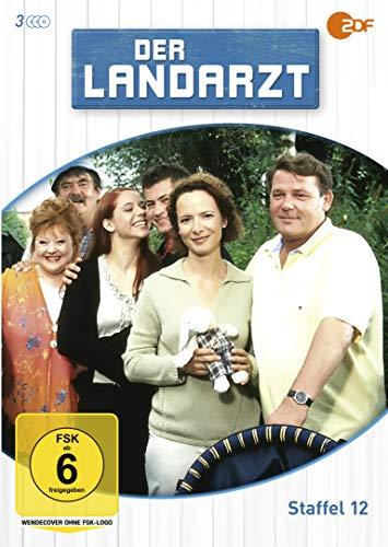 Der Landarzt Staffel 12 (3 DVDs)