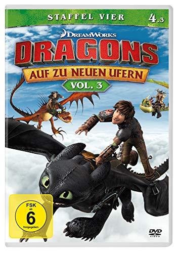 Dragons Auf zu neuen Ufern: Staffel 4.3