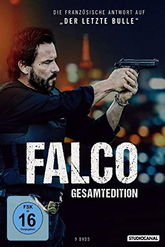 Falco Staffel 1-4 (9 DVDs)