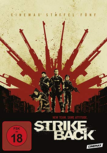 Chris Ryans Strike Back Music From the Cinemax Series
