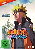 Staffel 24: Sasuke und Naruto (2 DVDs)