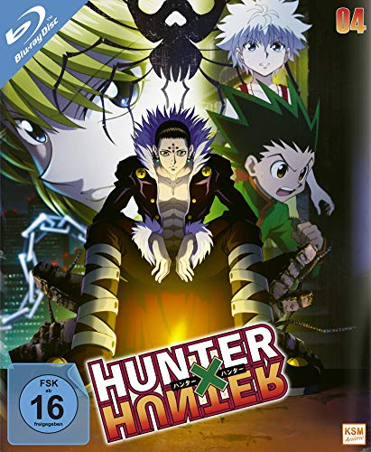Hunter x Hunter Vol. 4 (Episode 37-47) [Blu-ray]