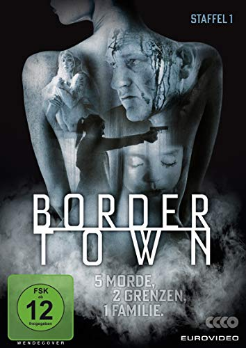 Bordertown Staffel 1 (4 DVDs)