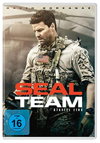 SEAL Team Staffel 1 (2 DVDs)