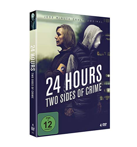 24 Hours - Two Sides of Crime 4 DVDs