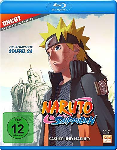 Naruto Shippuden Staffel 24: Sasuke und Naruto [Blu-ray]