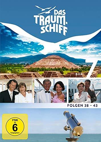 Das Traumschiff Box  7 (3 DVDs)