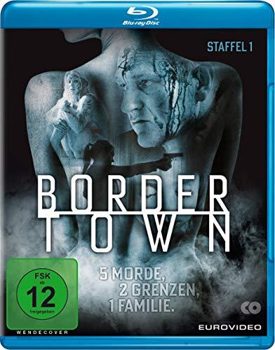 Bordertown Staffel 1 [Blu-ray]