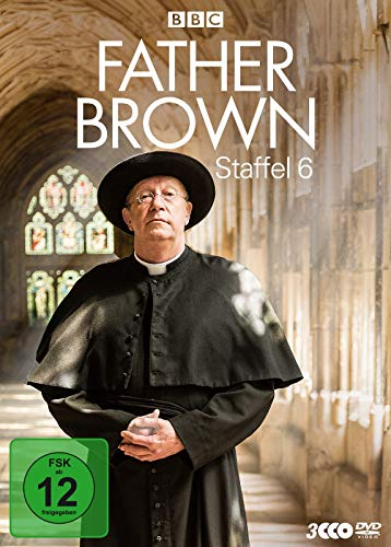 Father Brown Staffel 6 (3 DVDs)