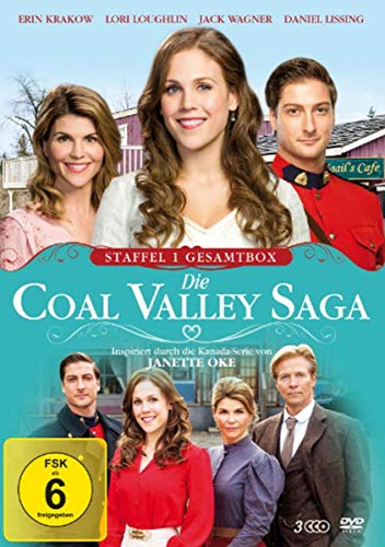 Die Coal Valley Saga Staffel 1 (3 DVDs)