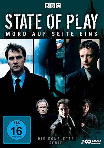 State of Play - Mord auf Seite eins 2 DVDs