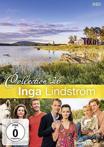 Inga Lindström: Collection 26 (3 DVDs)