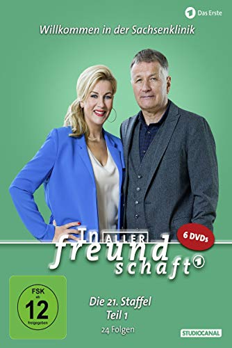 In aller Freundschaft Staffel 21, Teil 1 (6 DVDs)