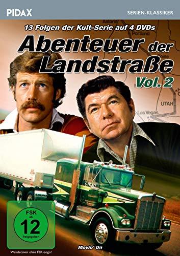 Abenteuer der Landstraße, Vol. 2 (4 DVDs)