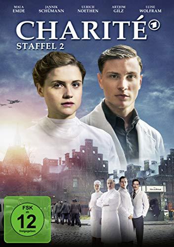 Charité Staffel 2 (2 DVDs)