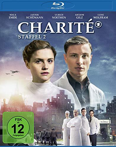 Charité Staffel 2 [Blu-ray]