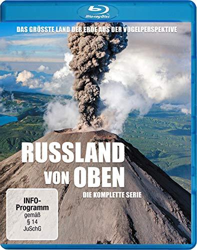 Russland von oben Die komplette Serie [Blu-ray]