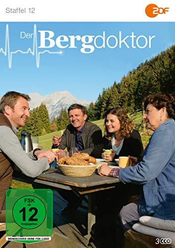 Der Bergdoktor Staffel 12 (3 DVDs)