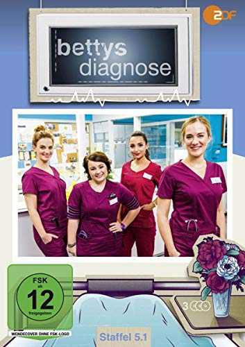 Bettys Diagnose Staffel 5.1 (3 DVDs)