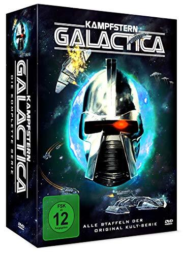 Kampfstern Galactica Superbox (exklusiv bei Amazon.de) (13 DVDs)