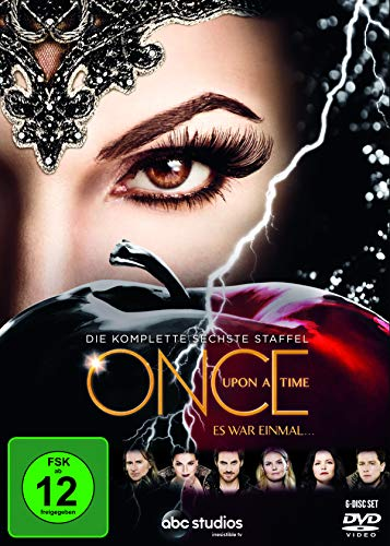 Once Upon a Time - Es war einmal... Staffel 6 (6 DVDs)