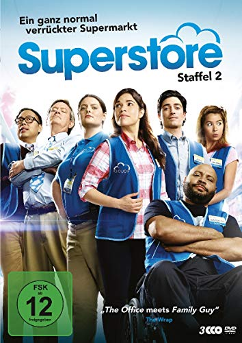 Superstore Ein ganz normal verrückter Supermarkt: Staffel 2 (3 DVDs)