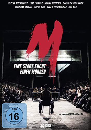 M - Eine Stadt sucht einen Mörder 2 DVDs