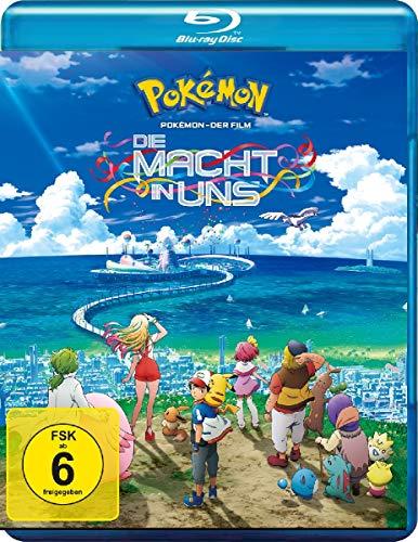 Pokemon Film 21: Die Macht in Uns [Blu-ray]