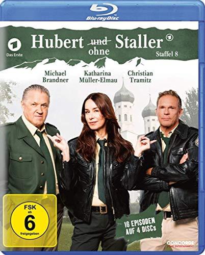 Hubert ohne Staller Staffel 8 [Blu-ray]