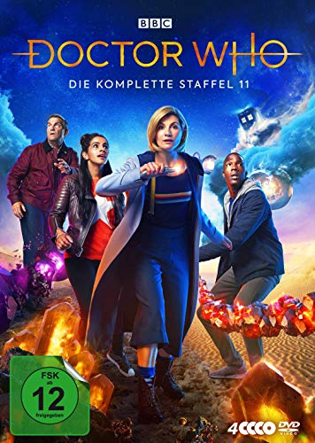 Doctor Who Staffel 11 (4 DVDs)