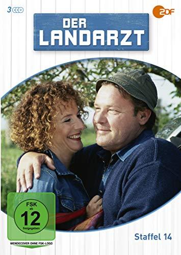 Der Landarzt Staffel 14 (3 DVDs)