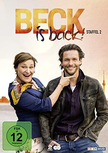 Beck is back! Staffel 2 (2 DVDs)