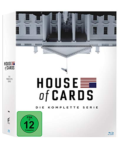 House of Cards Die komplette Serie [Blu-ray]