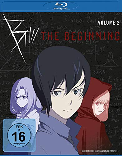 B: The Beginning, Vol. 2 [Blu-ray]
