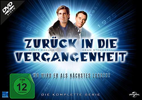 Zurück in die Vergangenheit Gesamtedition (22 DVDs)
