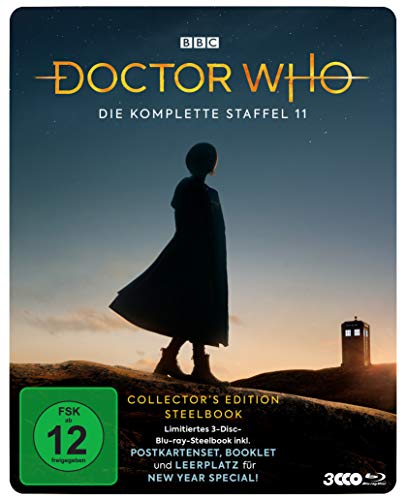 Doctor Who Staffel 11 (Limited Steelbox Edition) [Blu-ray]