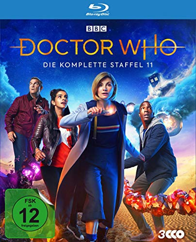 Doctor Who Staffel 11 [Blu-ray]