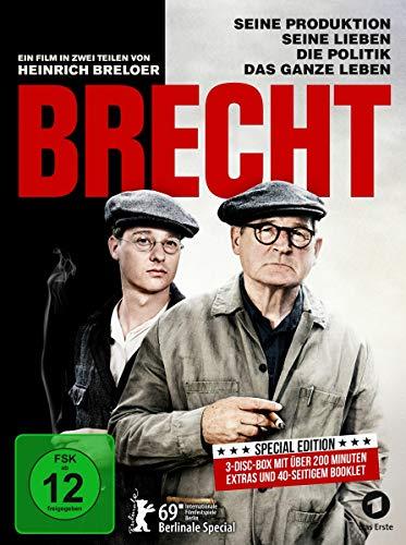 Brecht (Special Edition) (BD+DVD+Bonus-DVD) [Blu-ray]