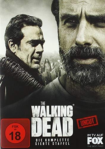 The Walking Dead Staffel 7 (Uncut) (6 DVDs)