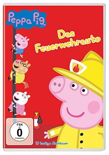 Peppa Pig: Das Feuerwehrauto und andere Geschichten