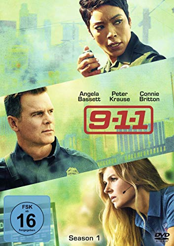9-1-1 Staffel 1 (3 DVDs)