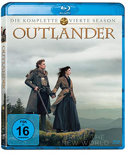 Outlander Staffel 4 [Blu-ray]