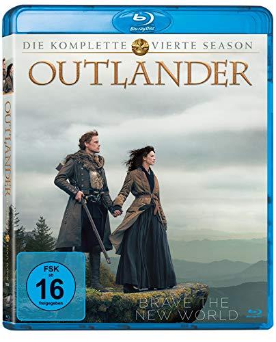Outlander - Staffel 4 [Blu-ray]