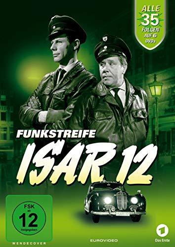 Funkstreife ISAR 12 Die komplette Serie (6 DVDs)