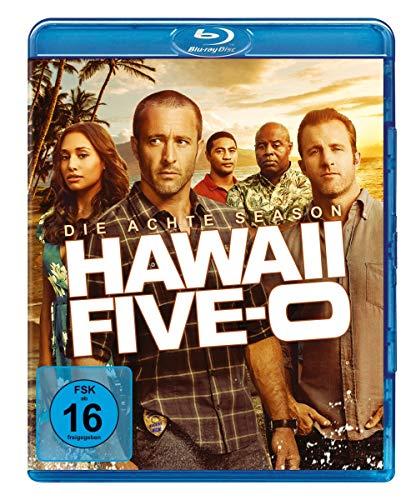 Hawaii Five-0 - Season 8 [Blu-ray]