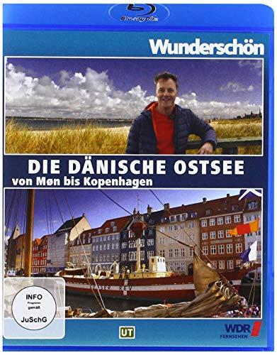 Wunderschön! Die dänische Ostsee [Blu-ray]