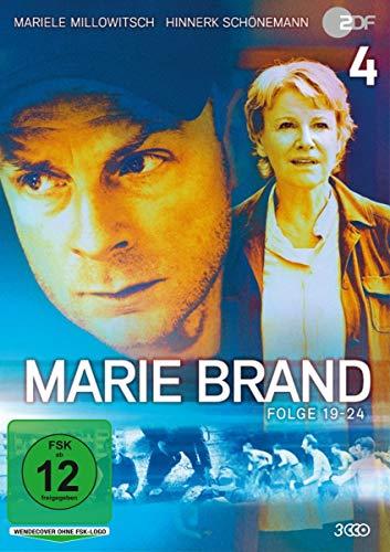 Marie Brand, Vol. 4 (Folge 19-24) (3 DVDs)