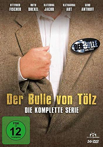 Der Bulle von Tölz Die komplette Serie (36 DVDs)