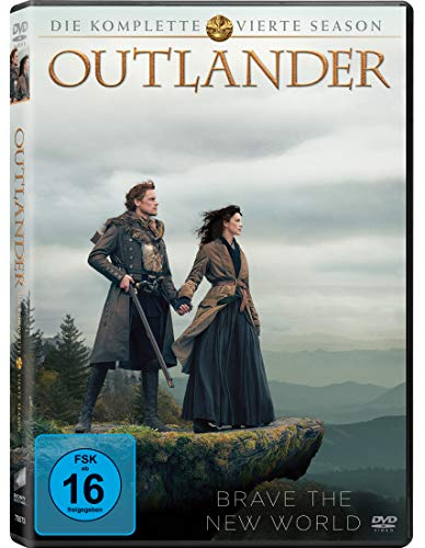 Outlander Staffel 4 (5 DVDs)